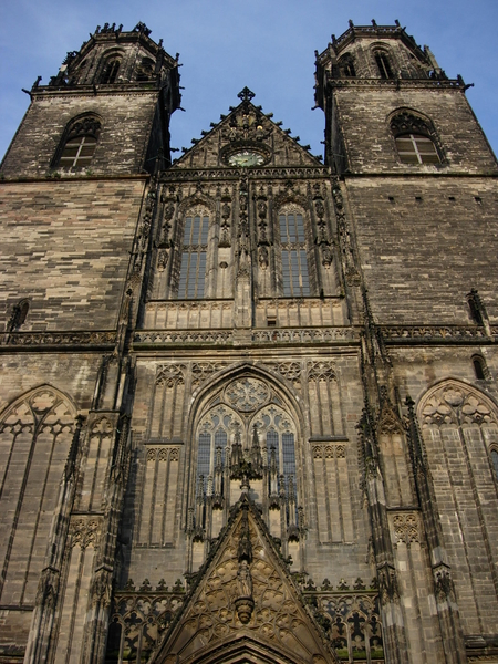 Cathedral of Reformed Church in Magdeburg