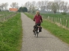 Hanne cycling