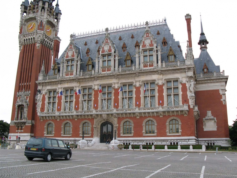 Calais - city hall