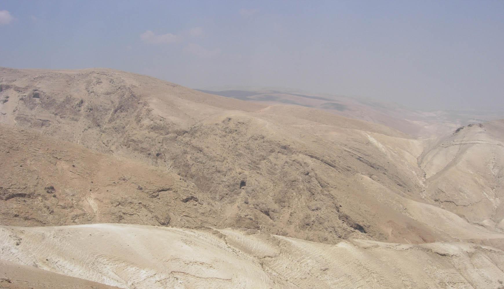 Jericho/Dead sea