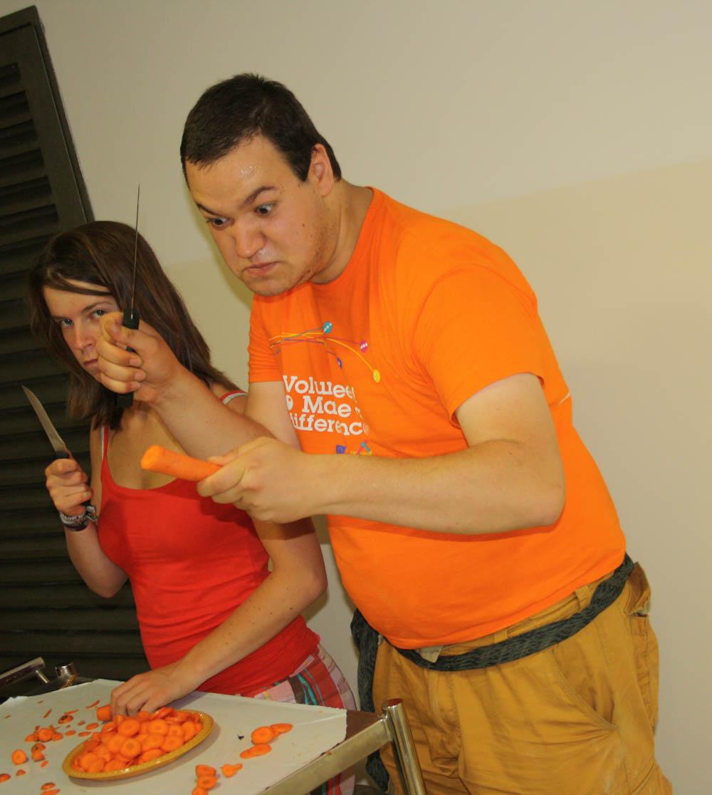 Crazy Carrots