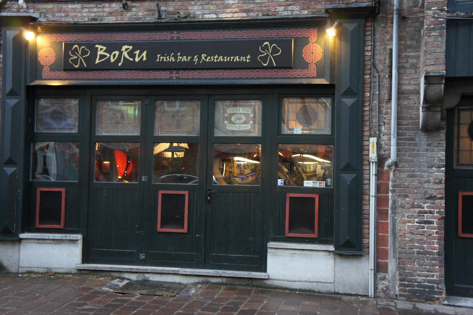 Boru of Bruges