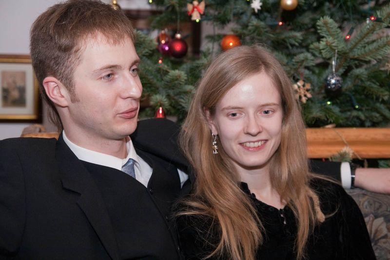 Hanne en Bronek