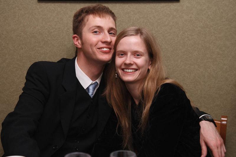 Hanne and Bronek