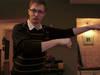 Bronek dancing