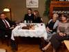 From left: uncle Janek Jaworski, Bronek,  Hanne, aunt Bronisława Jaworska, Mama