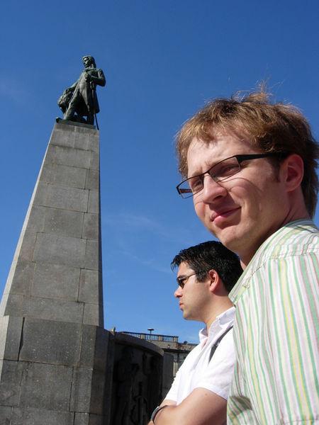 Plac Wolnosc, excursion.