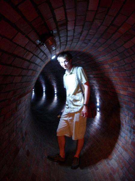 Lodz underground.