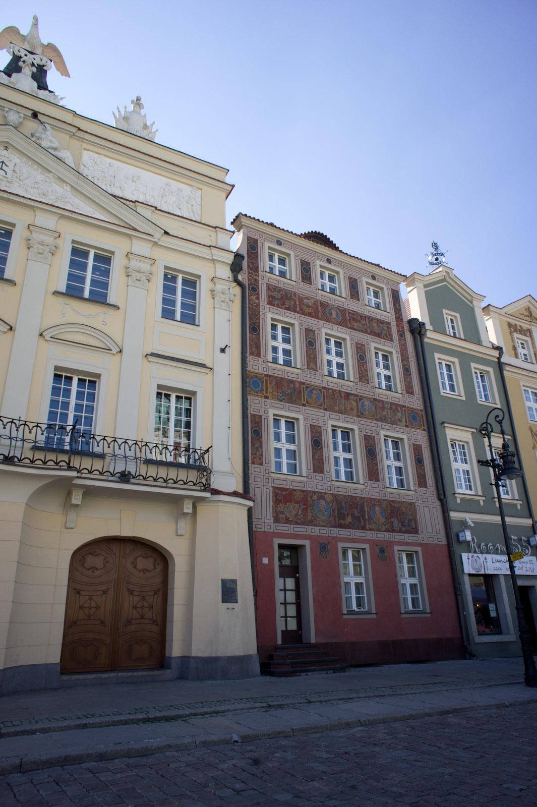 Oude Markt, Poznań