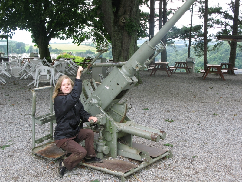 Militaries in the Fort of Dinant