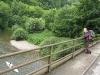 Bridge over Lesse River