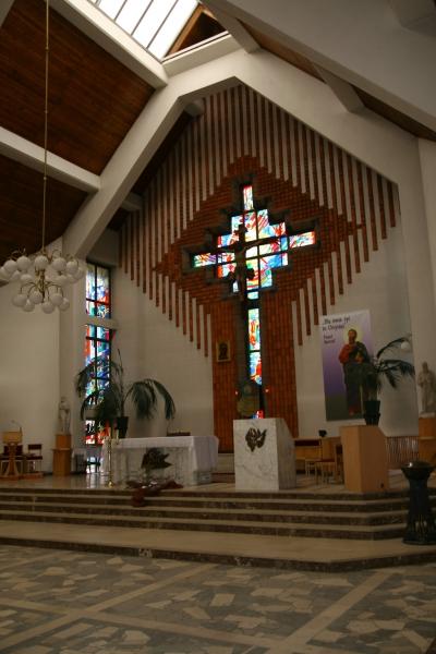 Het altaar