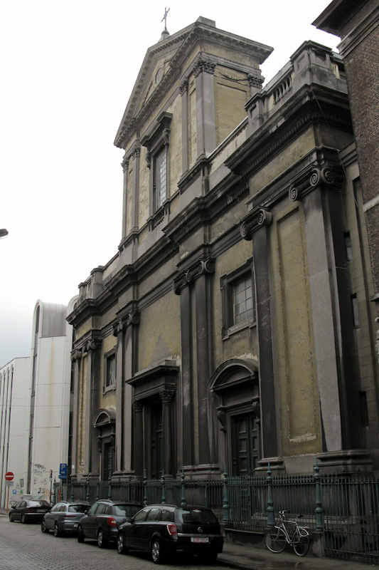 Church in Savaanstraat