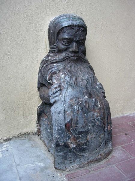 Dwarf at Narutowicza