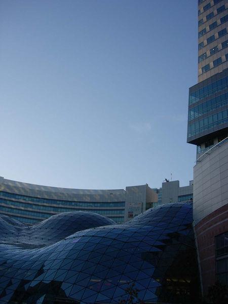 Shopping centre, Warszawa