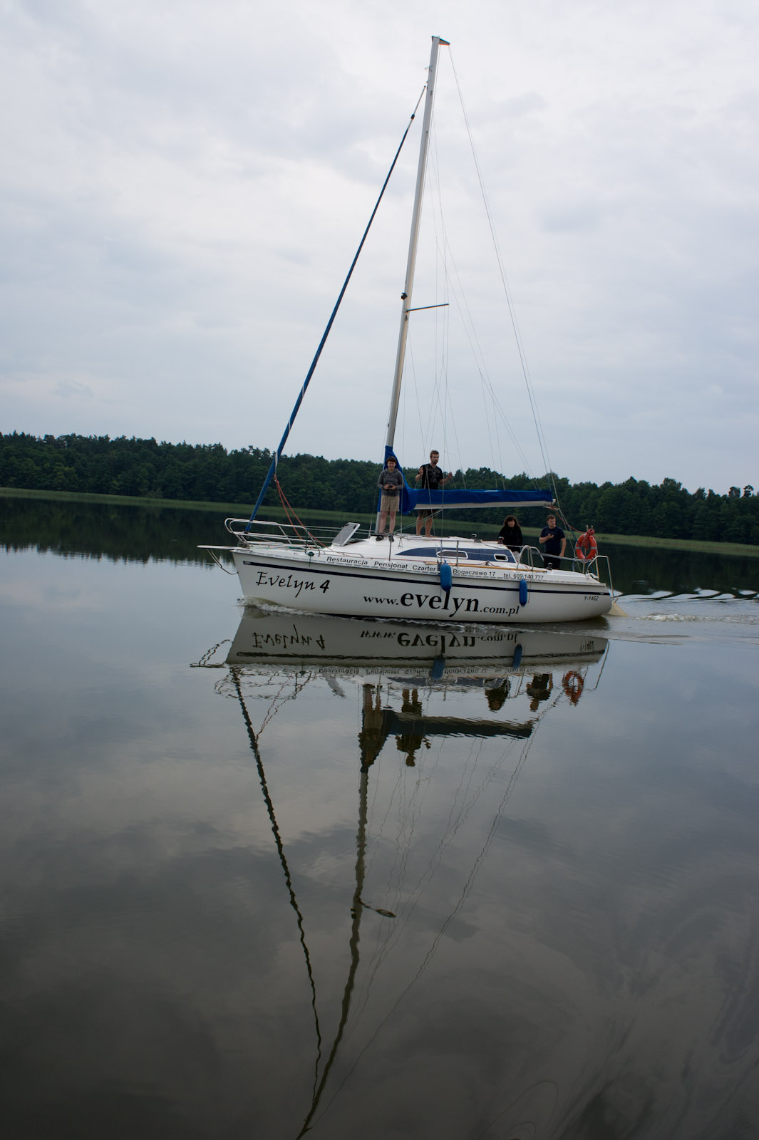 2 - moored, 4 - approaching