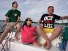 1-wszy dzień żeglowania - kierunek Mikołajki