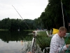 Fishing in Mamerki wild-mooring