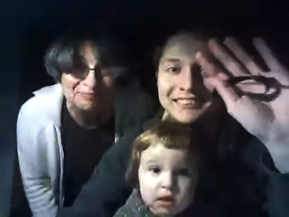 Zuza, Bronek & Mama