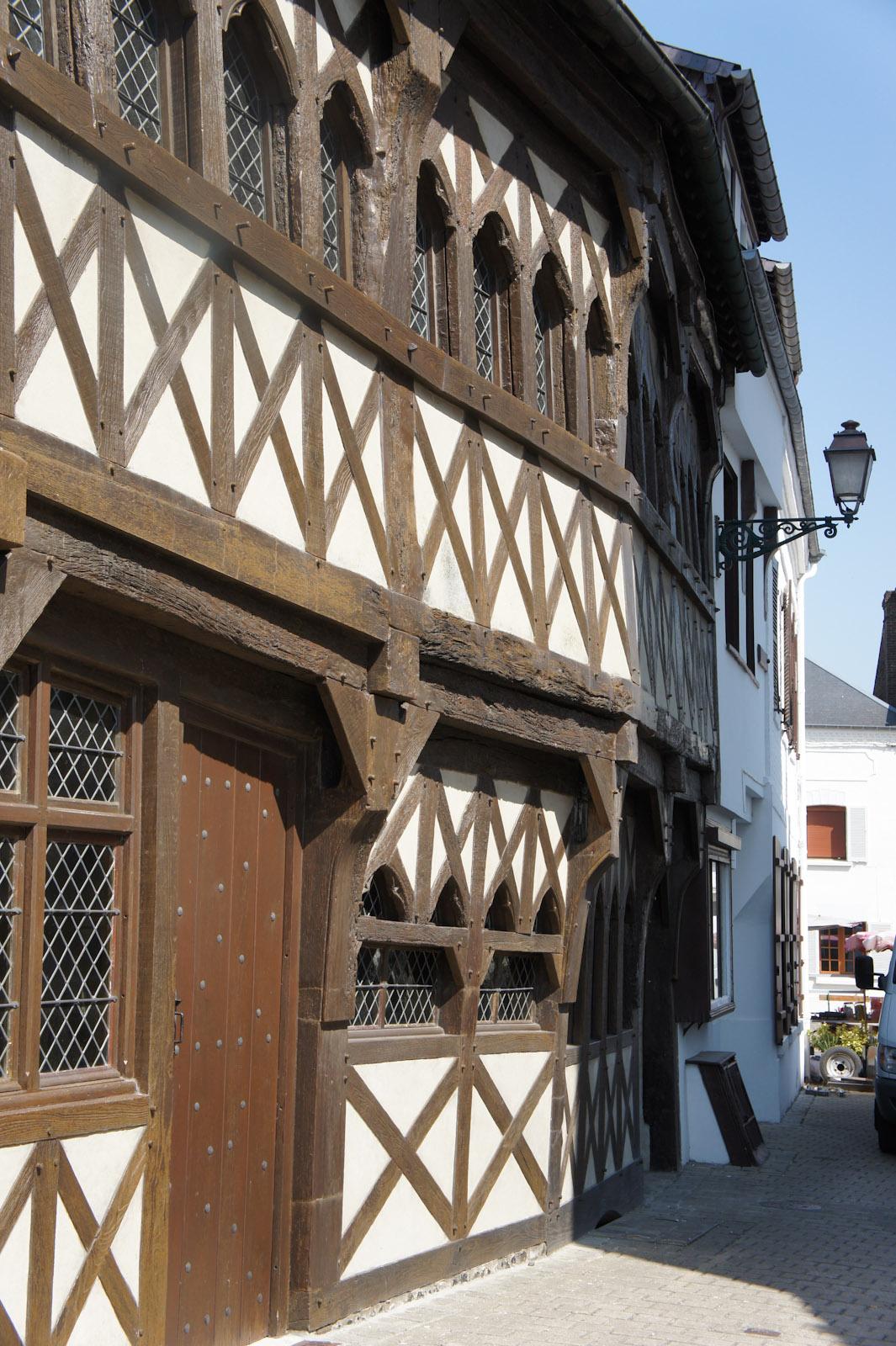 Rue des Soufflets, Rue, Frankrijk