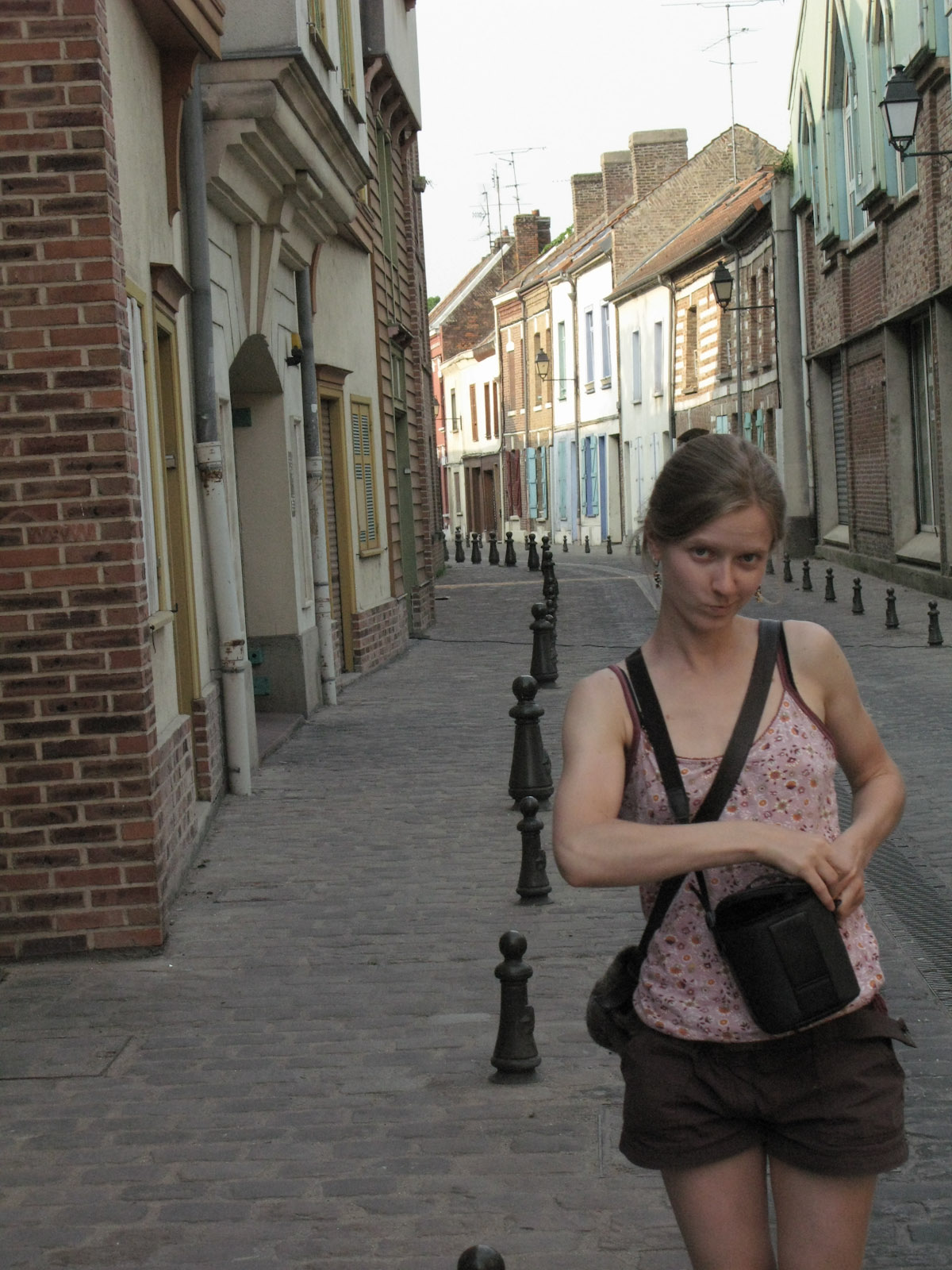 Hanne in Amiens