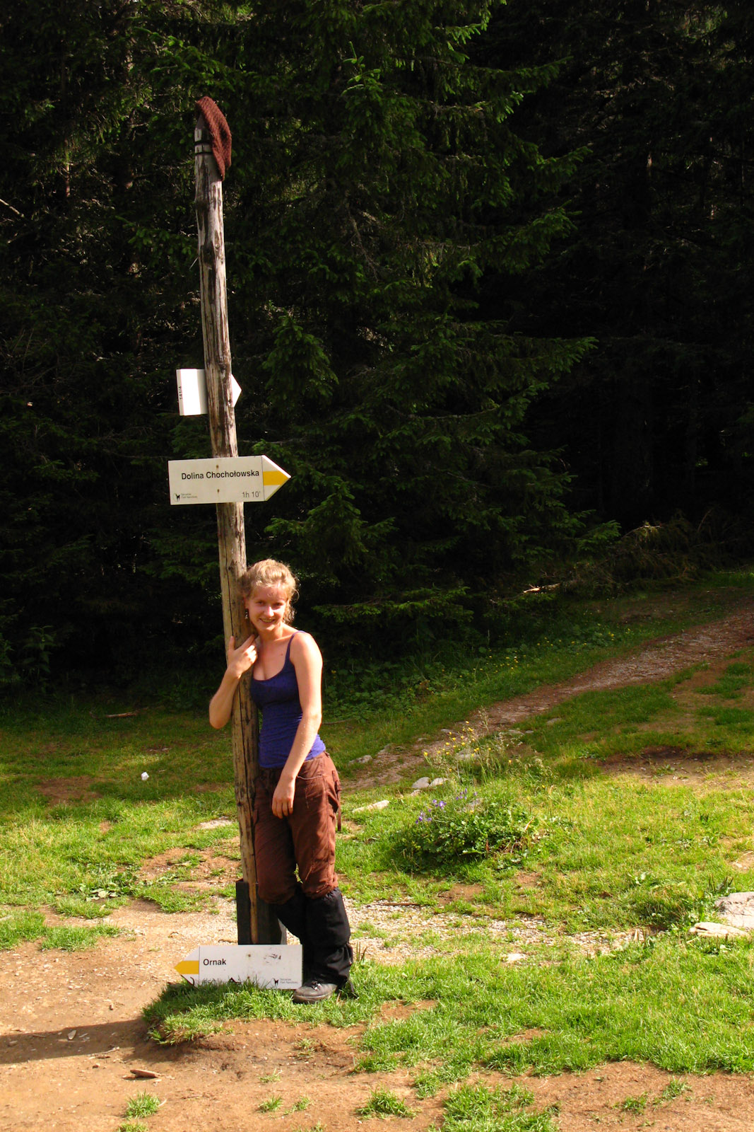Hanne pod Ornakiem, Tatry Polskie