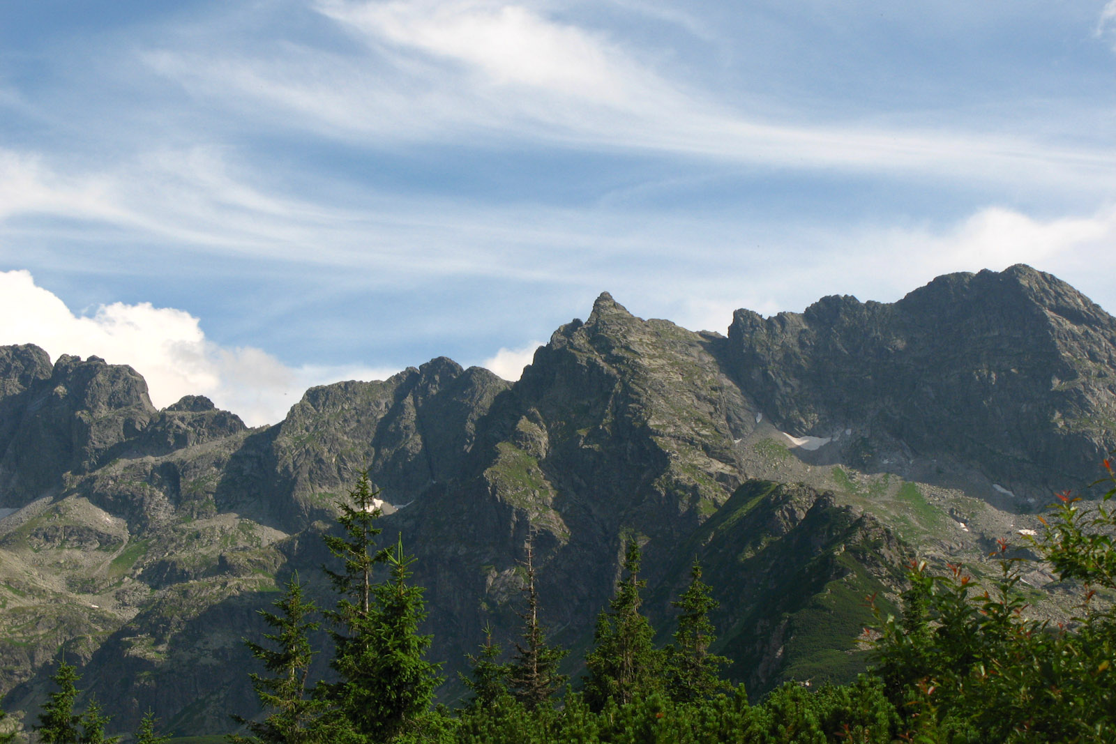 KoÅ›cielec, Polish Tatra