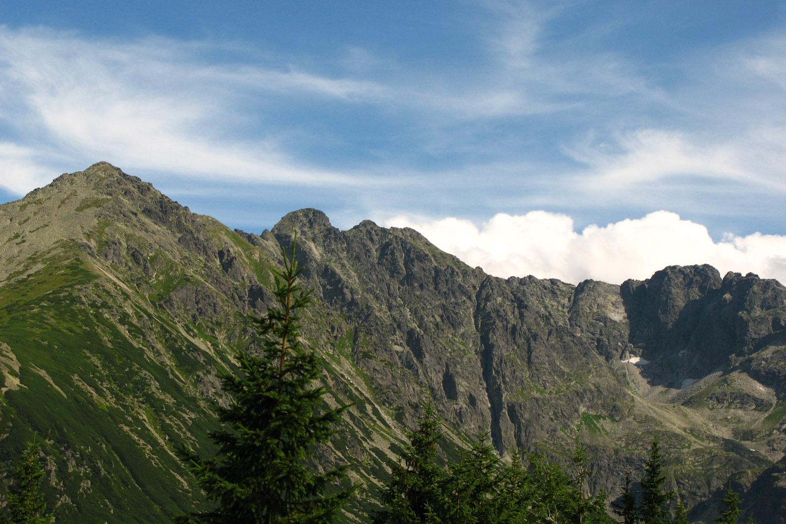 Granaty, Polish Tatra