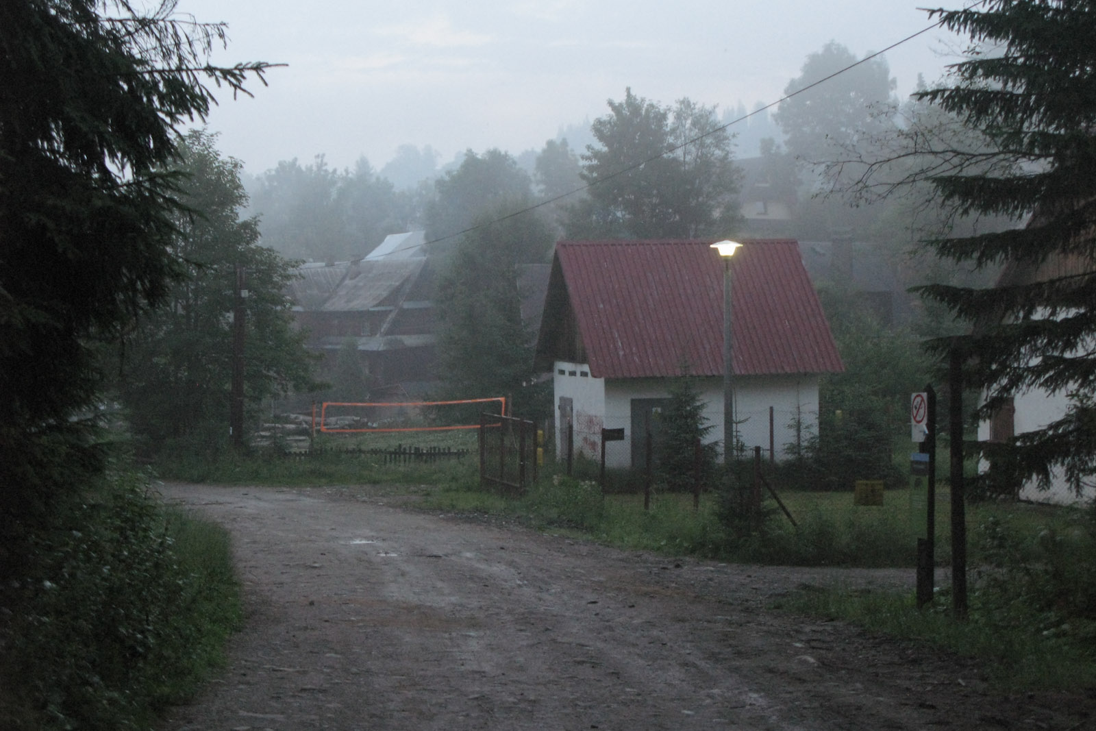 Małe Ciche (Small Silent) village in Tatra