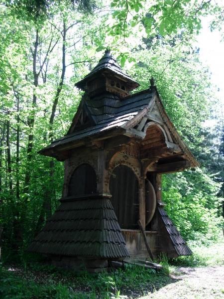 Waterpomp, Willa Pod Jedlami, arch. Stanislaw Witkiewicz