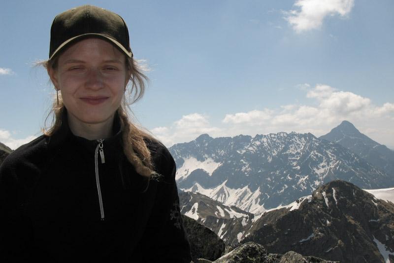 Tatra, zo veel felle zon