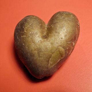 Polish Valentine Potato