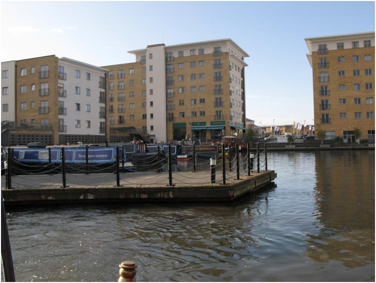 Engineneers Wharf